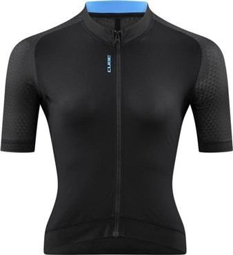 Cube SLT Womens Short Sleeve Jersey