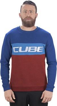 Cube Logo Sweatshirt