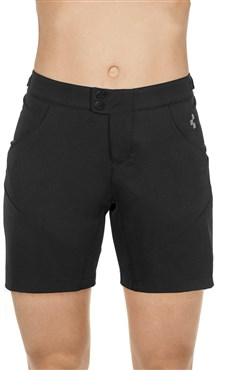 Cube Tour Womens Baggy Shorts with Liner
