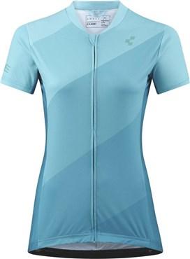 Cube Tour Womens Short Sleeve Jersey