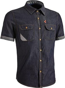 Cube Short Sleeve Work Shirt