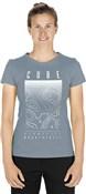 Cube Fichtelmountains Womens T-Shirt