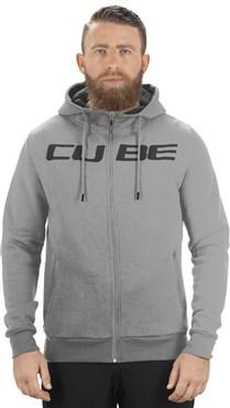 Cube Zip Hoodie