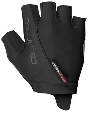Castelli Rosso Corsa Womens Short Finger Gloves