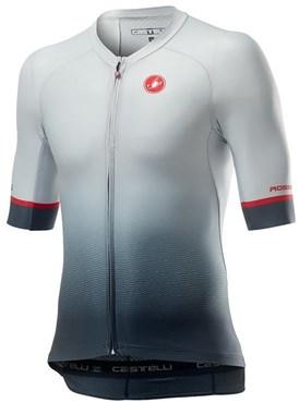 Castelli Aero Race 6.0 Full Zip Short Sleeve Jersey