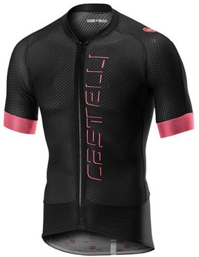 Castelli Climbers 2.0 Full Zip Short Sleeve Jersey