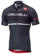 Castelli Free AR 4.1 Full Zip Short Sleeve Jersey