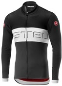 Product image for Castelli Prologo VI Full Zip Long Sleeve Jersey