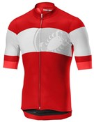 Castelli Ruota Full Zip Short Sleeve Jersey