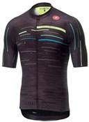 Castelli Tabula Rasa Full Zip Short Sleeve Jersey