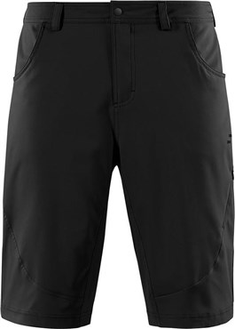 Square Active Baggy Shorts with Liner