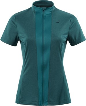 Square Performance Womens Short Sleeve Jersey
