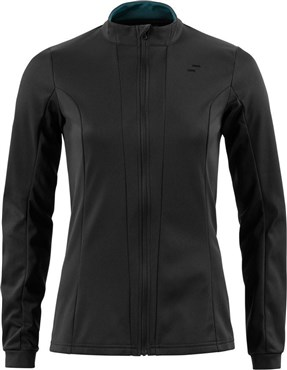 Square Performance Womens Long Sleeve Jersey