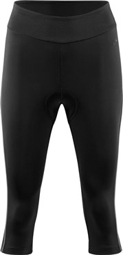 Square Sport 3/4 Womens Tights