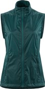 Square Performance Womens Wind Gilet