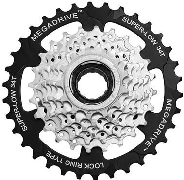 SunRace 7 Speed Freewheel