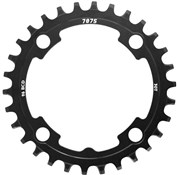 Product image for SunRace 10/11/12 Speed Allow Narrow Wide Chainring