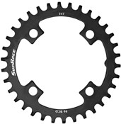 Product image for SunRace 10/11/12 Speed Steel Narrow Wide Chainring