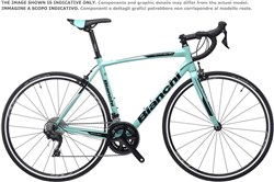Product image for Bianchi Nirone Alu Sora - Nearly New - 53cm 2019 - Road Bike