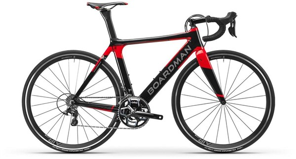 Boardman AIR 9.0 - Nearly New - S 2018 - Triathlon Bike