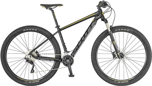 Scott Aspect 910 29er - Nearly New - L Mountain Bike 2019 - Hardtail MTB