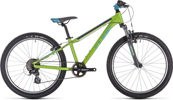 Cube Acid 240 24w - Nearly New 2019 - Junior Bike