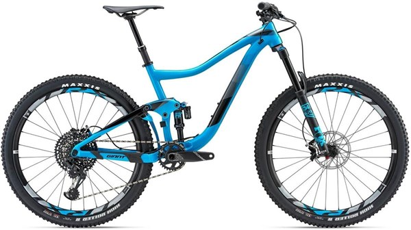 """Giant Trance 1 27.5"""" - Nearly New - S Mountain Bike 2018 - Full Suspension MTB"""