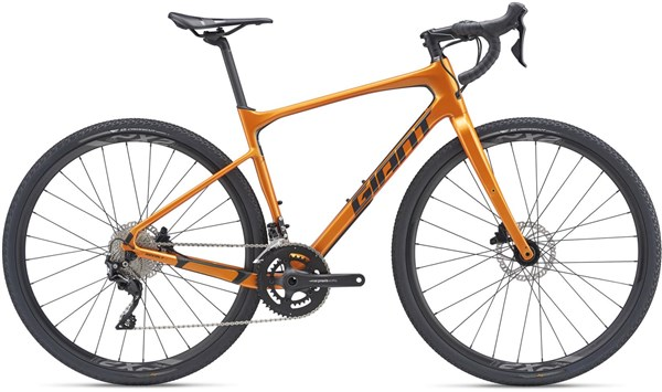 Giant Revolt Advanced 2 2019 - Cyclocross Bike