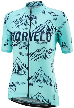 Morvelo Superlight Womens Short Sleeve Jersey