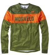 Morvelo Long Sleeve MTB Jersey