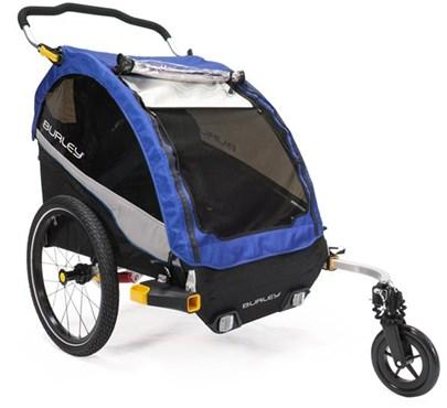 Burley Dlite Old School Child Trailer | bike_trailers_component