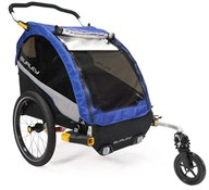 Product image for Burley Dlite Old School Child Trailer