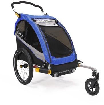 Burley Dlite Single Child Trailer | bike_trailers_component