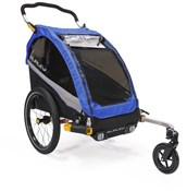 Product image for Burley Dlite Single Child Trailer
