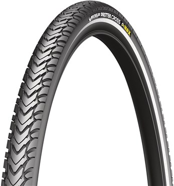 Michelin Protek Cross Max Tyre | Dæk