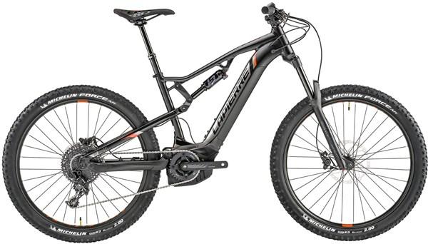 Lapierre Overvolt AM 400I 500Wh 2019 - Electric Mountain Bike | Mountainbikes