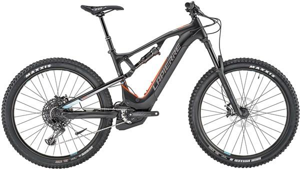 Lapierre Overvolt AM 800I Ultimate 500Wh 2019 - Electric Mountain Bike | Mountainbikes