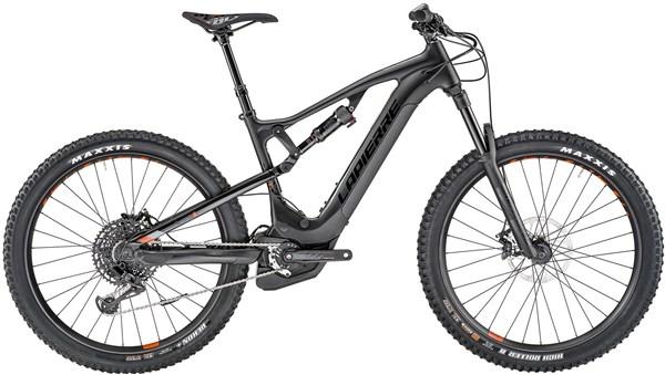 Lapierre Overvolt AM 900I Ultimate 500Wh 2019 - Electric Mountain Bike | Mountainbikes