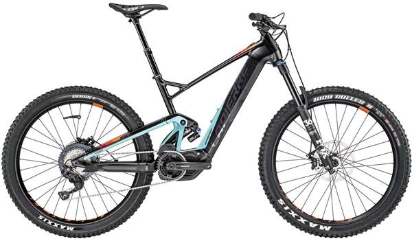 Lapierre Overvolt AM 727I 500Wh 2019 - Electric Mountain Bike | Mountainbikes
