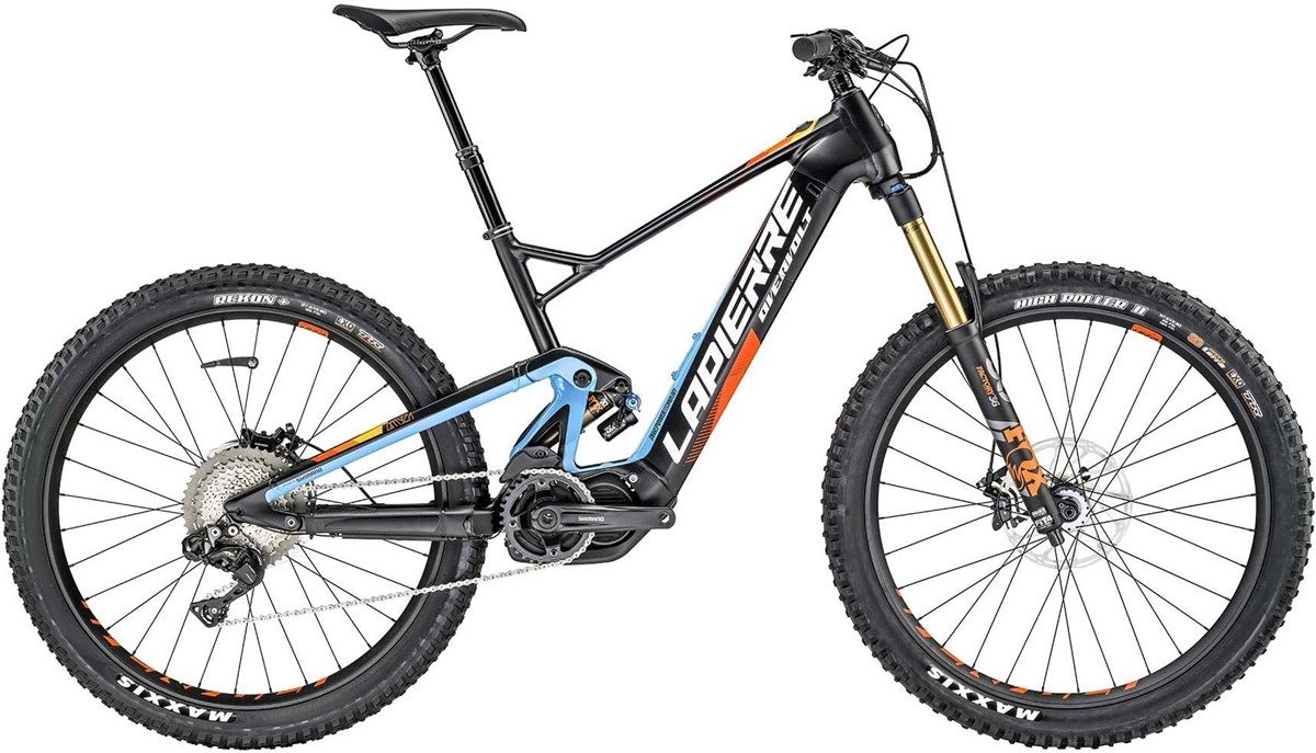 Lapierre Overvolt AM 927I Ultimate 500Wh 2019 - Electric Mountain Bike | MTB