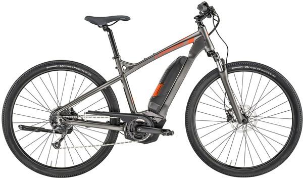 Lapierre Overvolt Cross 400 400Wh 2019 - Electric Hybrid Bike | City-cykler