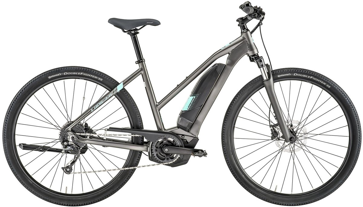Lapierre Overvolt Cross 400 Womens 400Wh 2019 - Electric Hybrid Bike | City-cykler