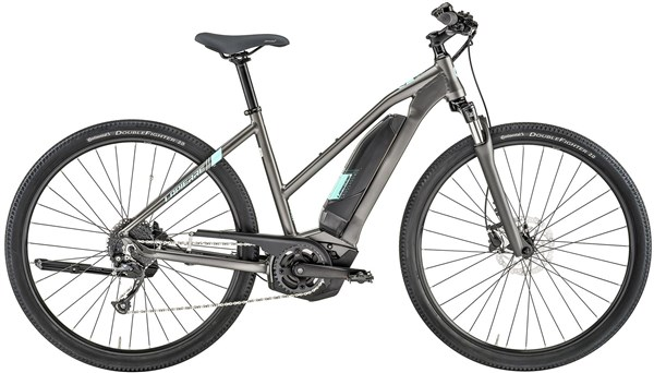 Lapierre Overvolt Cross 400 Womens 400Wh 2019 - Electric Hybrid Bike