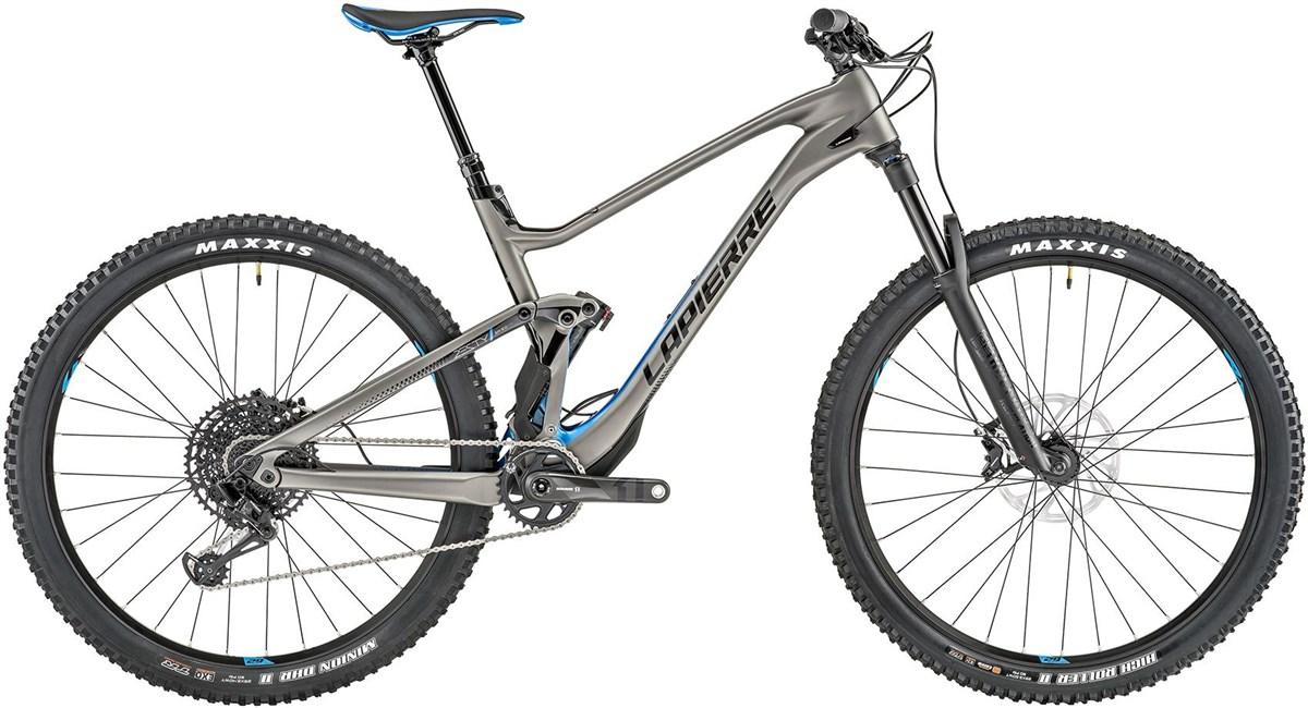 Lapierre Zesty AM 5.0 Ultimate Mountain Bike 2019 - Enduro Full Suspension MTB | Mountainbikes