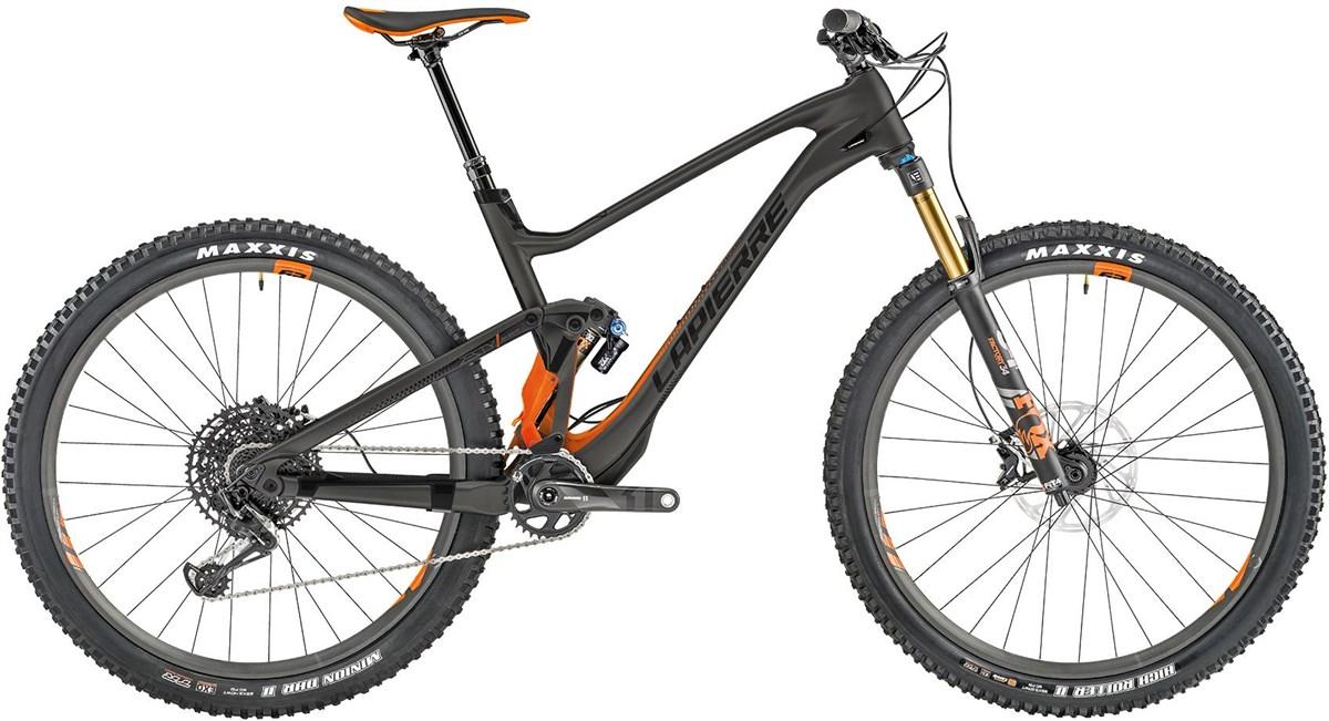 Lapierre Zesty AM 8.0 Ultimate Mountain Bike 2019 - Enduro Full Suspension MTB | Mountainbikes
