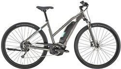 Lapierre Overvolt Cross 400 Womens 500Wh 2019 - Electric Hybrid Bike