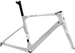 Product image for Tifosi Auriga Caliper Silver Frameset