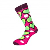 Product image for Cinelli Ana Benaroya Heart Socks
