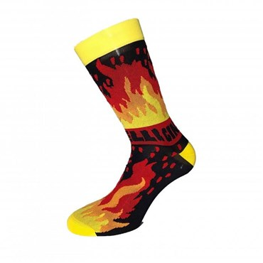 Cinelli Ana Benaroya Fire Socks