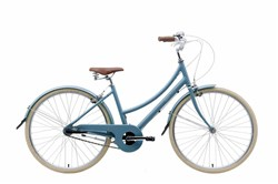 Bobbin Brownie 3 Speed 700c Womens - Nearly New - M/L 2018 - Hybrid Classic Bike